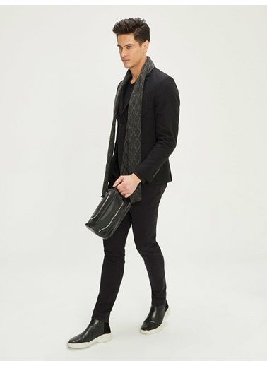 Xint Ceket Siyah